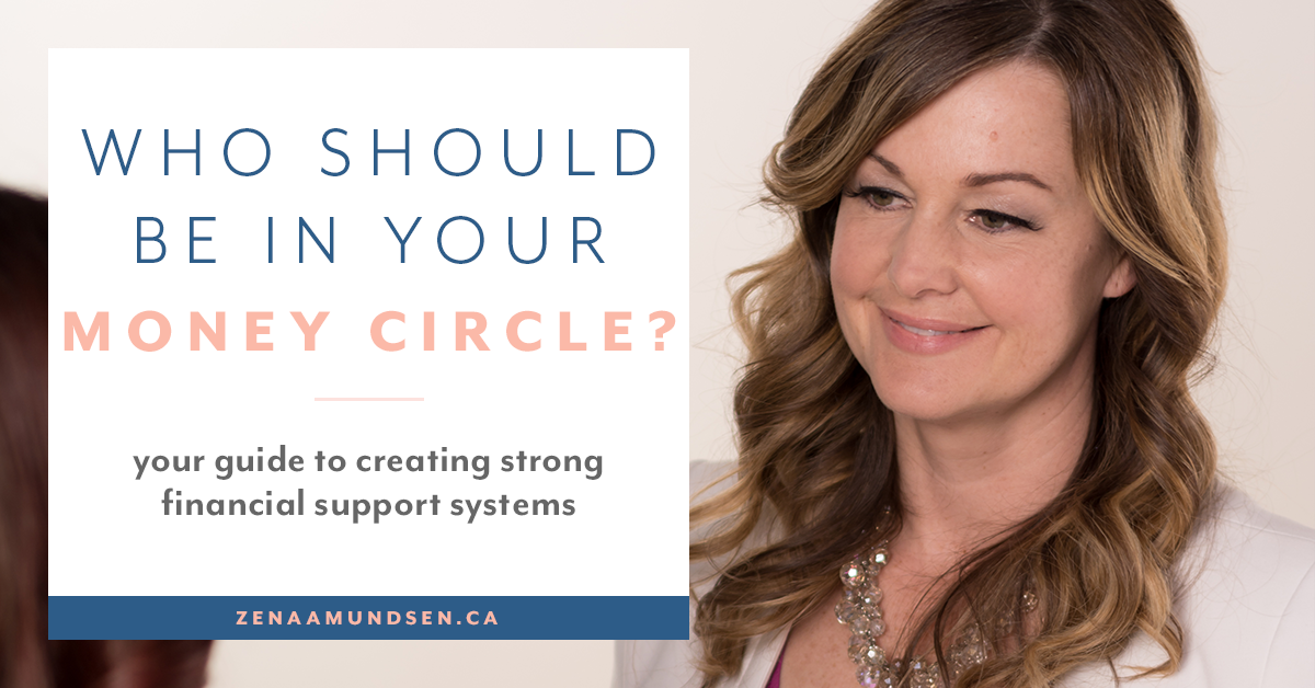 Who should be #1 in your money circle?