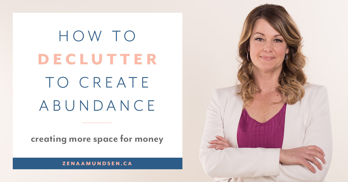 How to Declutter to Create Abundance
