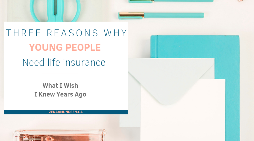 Three reasons why young people need life insurance